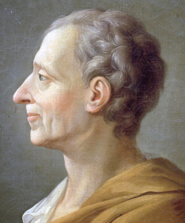 Life, Death & Philosophy – Montesquieu